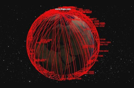 Orbital Debris Removal System (2011)